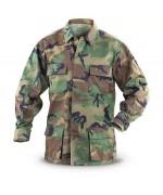 Рубашка армии США, woodland, новая