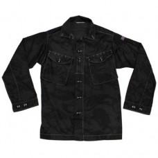 Рубашка  армии Великобритании, black DDPM, б\у