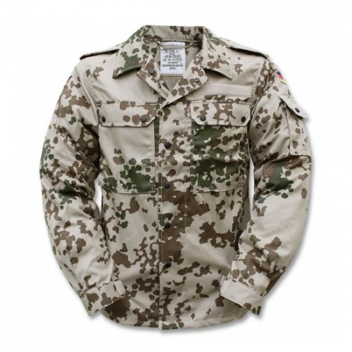 Рубашка  Бундесвера, тропентарн, новая