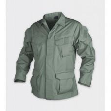 Рубашка Helikon SFU ripstop, olive drab, новая