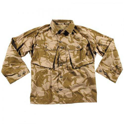 Рубашка из негорючего материала армии Великобритании, DDPM, б/у