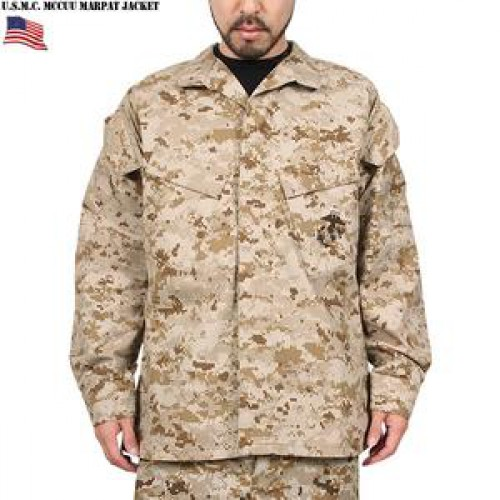 Рубашка корпуса морской пехоты армии США, desert marpat, новая