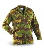 Рубашка летняя армии Голландии, DPM, новая
