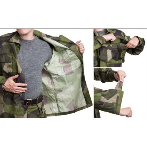 Рубашка М 90 армии Швеции, новая