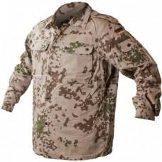Рубашка полевая Бундесвера, тропентарн, б/у