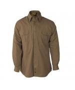 Рубашка  Rip-Stop Long Sleeve Lightweight Tactical Shirts, сoyote, новая