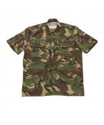Рубашка с коротким рукавом армии Голландии, DPM, б/у
