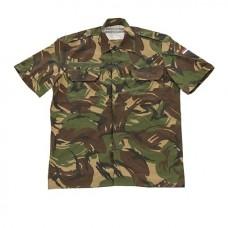 Рубашка с коротким рукавом армии Голландии, DPM, как новая