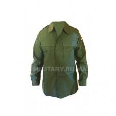 Рубашка армии Голландии, олива, новая