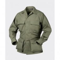 Рубашка Helikon BDU Jacket ripstop, олива, новая