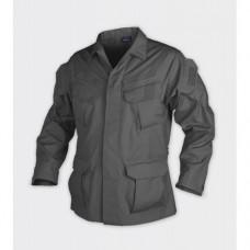Рубашка Helikon SFU ripstop, чёрная, новая