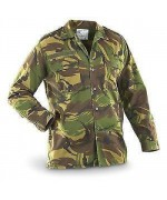 Рубашка летняя армии Голландии, DPM, б/у
