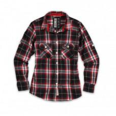Рубашка Lumberjack Shirt, клетчатая, красная