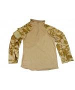 Рубашка под бронежилет из негорючего материала армии Великобритании, DDPM, б/у