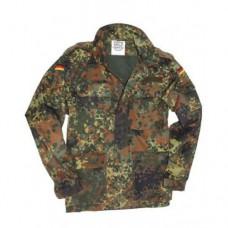 Рубашка с 4 карманами  Бундесвера, флектарн, новая