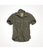Рубашка с кор. рукавом 1/2 Raw Vintage Shirt, braun
