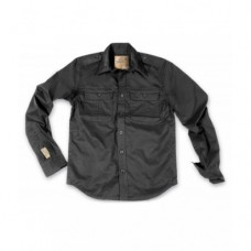 Рубашка Surplus 1/1 Plain Summer Shirt, schwarz