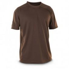 Футболка Coolmax армии Великобритании, коричневая, б/у