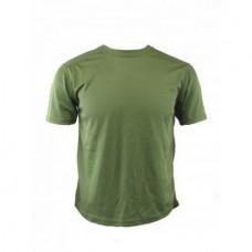 Футболка Coolmax армии Великобритании, зелёная, б/у