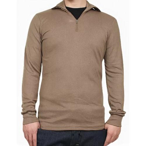 Нательная рубашка 1 слой  армии США, brown, новая
