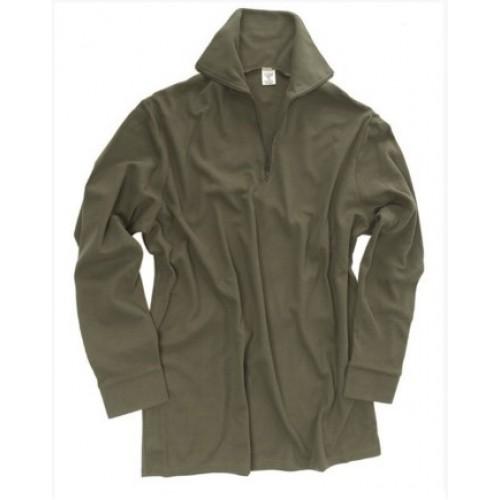 Нательная рубашка армии Франции, олива, новая
