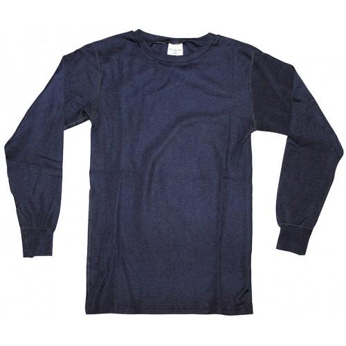Нательная рубашка армии Франции, синяя, новая