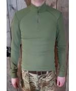 Нательная рубашка армии Голландии, олива, как новая