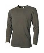 Нательная рубашка для холодной погоды Бундесвера, олива, новая