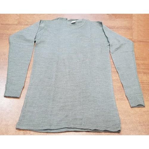 Нательная рубашка из негорючего материала армии Бельгии, серая, новая