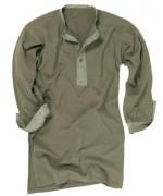 Нательная рубашка М39 армии Швеции, серая, как новая