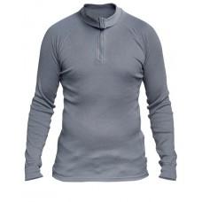 Нательная рубашка с молнией ThermoWave армии Голландии, серая, б/у