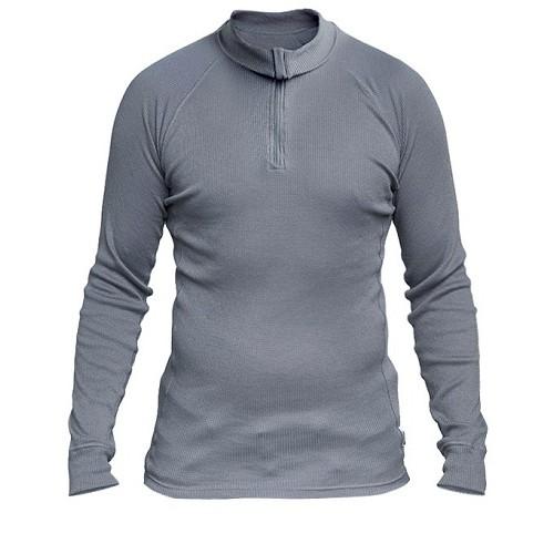 Нательная рубашка с молнией ThermoWave армии Голландии, серая, как новая