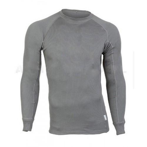 Нательная рубашка ThermoWave армии Голландии, серая, б/у
