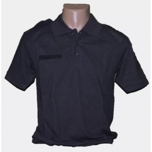 Поло полиции Великобритании, темно-синее, как новое