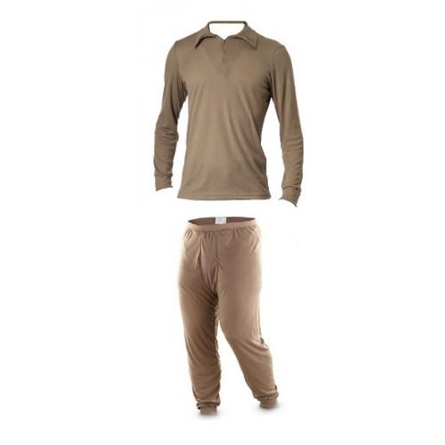 Термобельё 1 слой  армии США, brown, новое