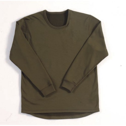Уценка Терморубашка Vest Thermal Underwear армии Великобритании, олива, б/у