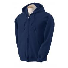 Толстовка с капюшоном Gildan, тёмно синяя, новая