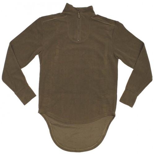 Тёплая рубашка армии Великобритании PCS COMBAT UNDERSHIRT THERMAL, олива, б/у