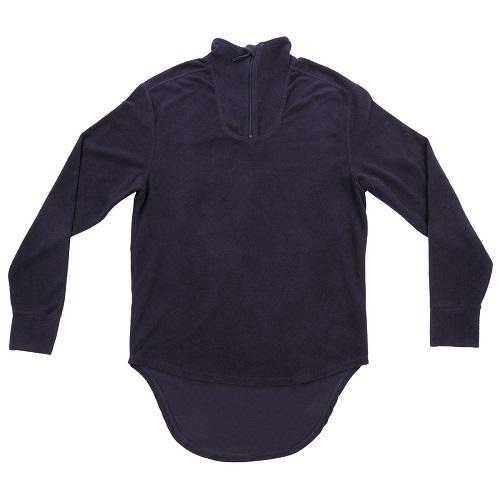 Тёплая рубашка армии Великобритании PCS COMBAT UNDERSHIRT THERMAL, синяя, б/у