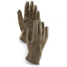 Перчатки армии Италии, олива, новые