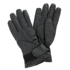 Перчатки армии Швейцарии, чёрные, новые