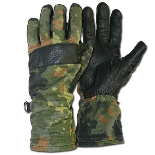 камуфляжные зимние перчатки