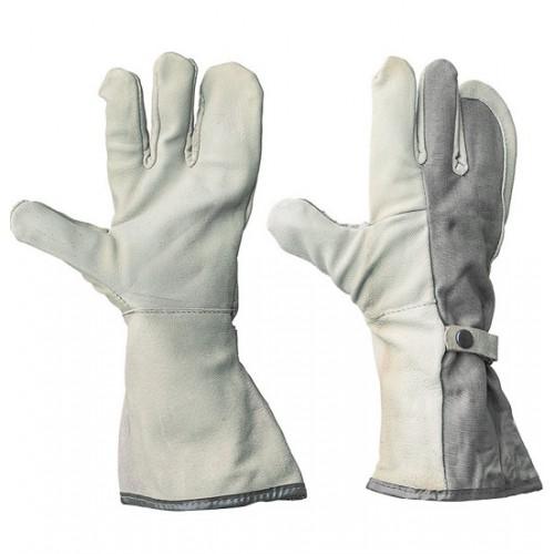 Перчатки четырехпалые армии ГДР, новые