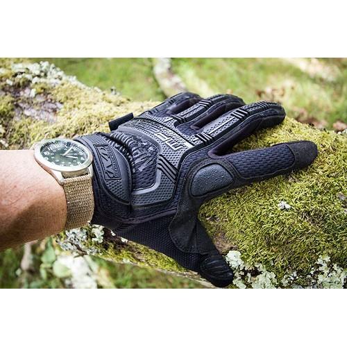 Перчатки Mechanix M-Pact, черные, новые