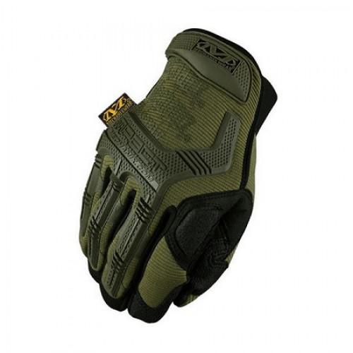 Перчатки Mechanix M-Pact, олива, новые