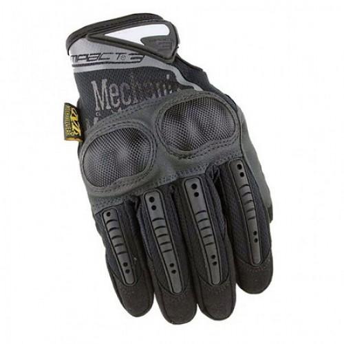 Перчатки с костяшками Mechanix M-Pact, черные, новые