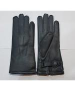 Перчатки зимние полиции Германии, серые, новые