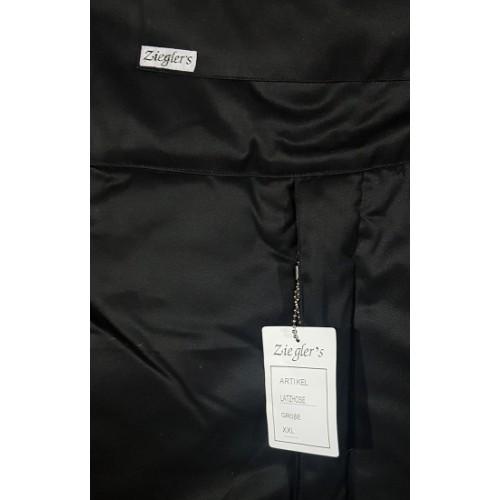 Полукомбинезон зимний Ziegler's, черный, новый