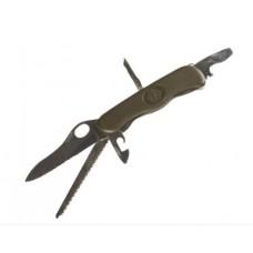 Нож нового образца Бундесвера Victorinox GAK 111, б/у хорошее состояние