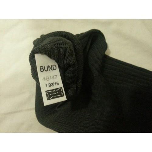 Носки Бундесвера, темно-серые, новые